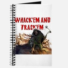 Wackem and trackem Journal