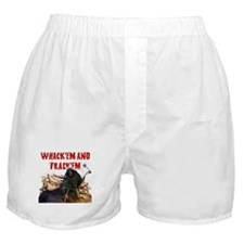 Wackem and trackem Boxer Shorts
