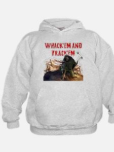 Wackem and trackem Hoodie