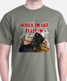 Wackem and trackem T-Shirt