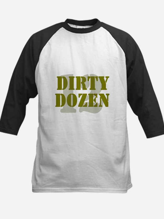 DIRTY DOZEN - 12 Baseball Jersey