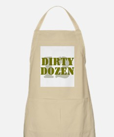 DIRTY DOZEN - 12 Apron