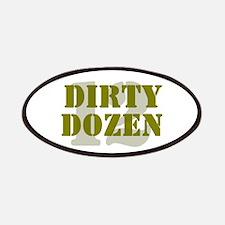DIRTY DOZEN - 12 Patch