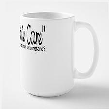 Palliative Care Large Mug