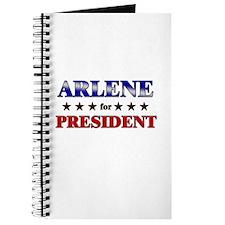 ARLENE for president Journal