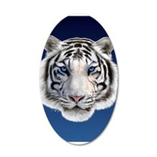 Eyes of the Tiger Wall Decal