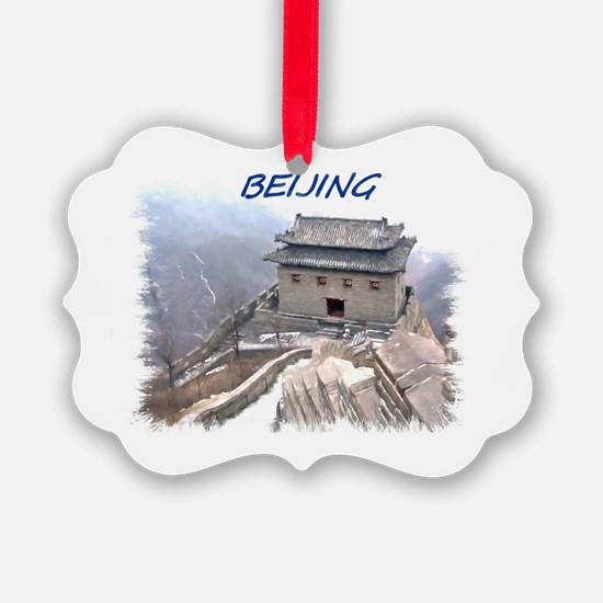Unique Great wall of china Ornament