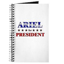 ARIEL for president Journal