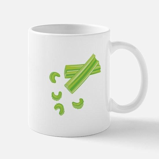 Celery Mugs