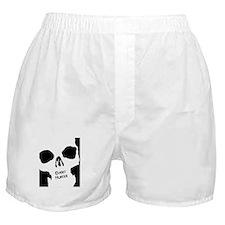 Ghost Hunter Skull Boxers