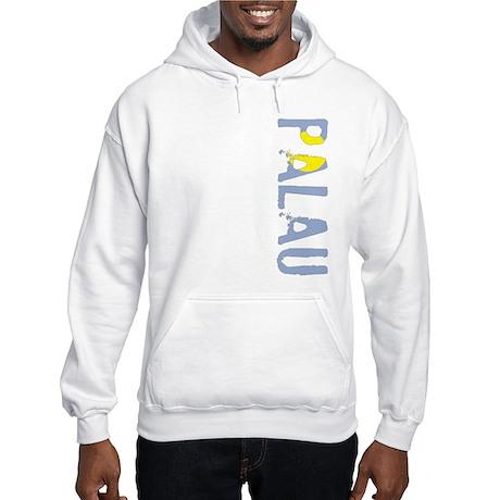 Palau Stamp Hooded Sweatshirt