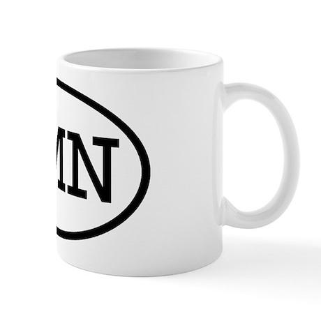 KMN Oval Mug