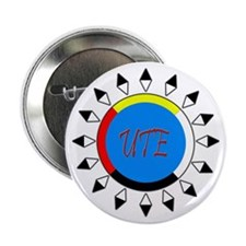 """Ute 2.25"""" Button"""