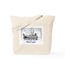 NORGE Tote Bag