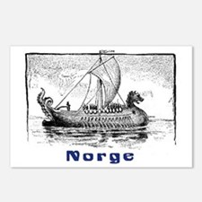 NORGE Postcards (Package of 8)