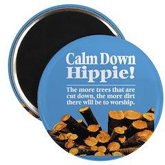 Calm Down Hippie! 2.25