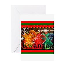 Kwanzaa Umoja! Greeting Card
