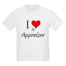 I Love My Appraiser T-Shirt