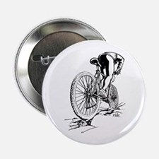 "Ride. Mountain Biker 2.25"" Button (10 pack)"