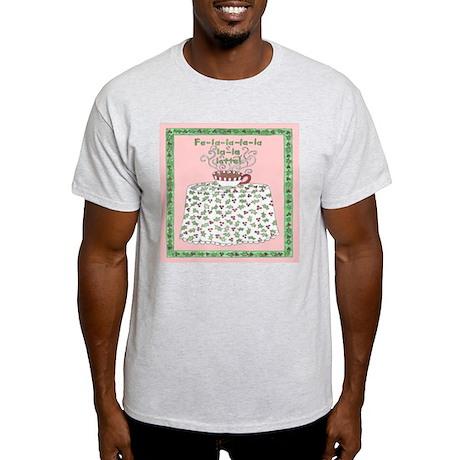 Fa-la-la-la-la-la-la-latte Light T-Shirt