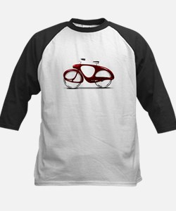 Modern Retro Bicycle Baseball Jersey