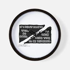 416 Wall Clock
