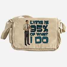 Archer Lying Messenger Bag