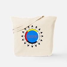 Quechan Tote Bag