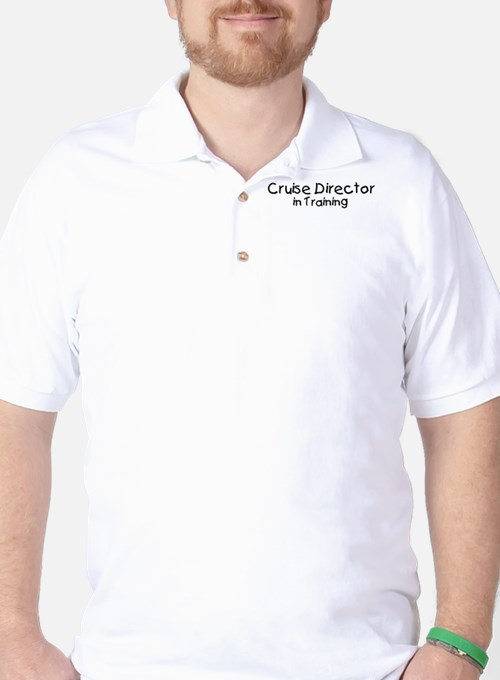 Cruise Director in Training T-Shirt