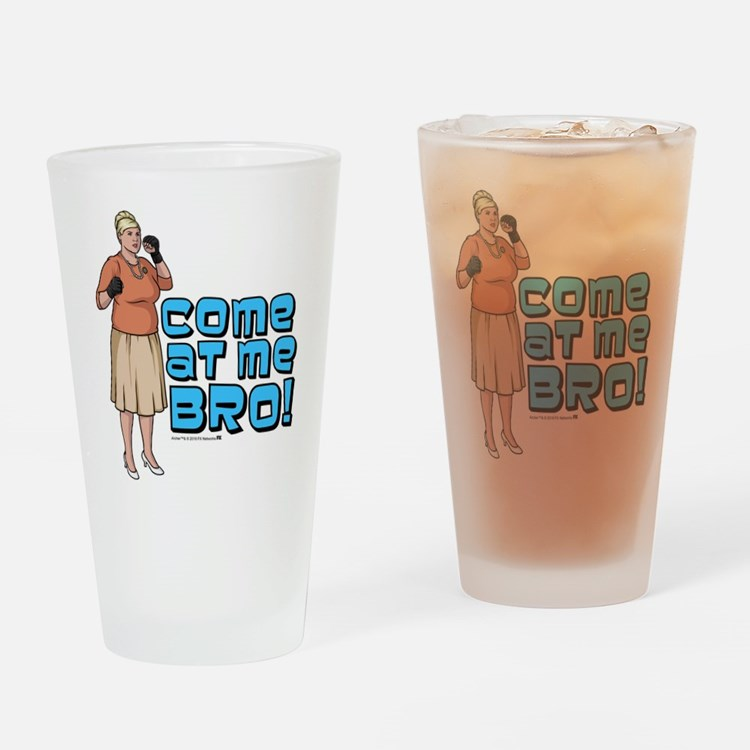 Archer Bro Drinking Glass