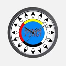Pima Wall Clock