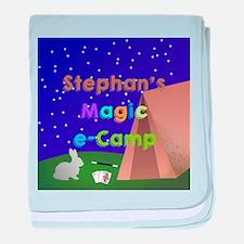 Stephan's Magic e-Camp baby blanket
