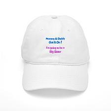 Mommy & Daddy Got It On - Big Baseball Cap