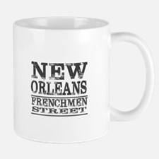 NEW ORLEANS FRENCHMEN STREET Mugs