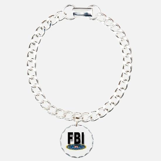 Cute Fbi Bracelet