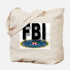 Cool Fbi Tote Bag