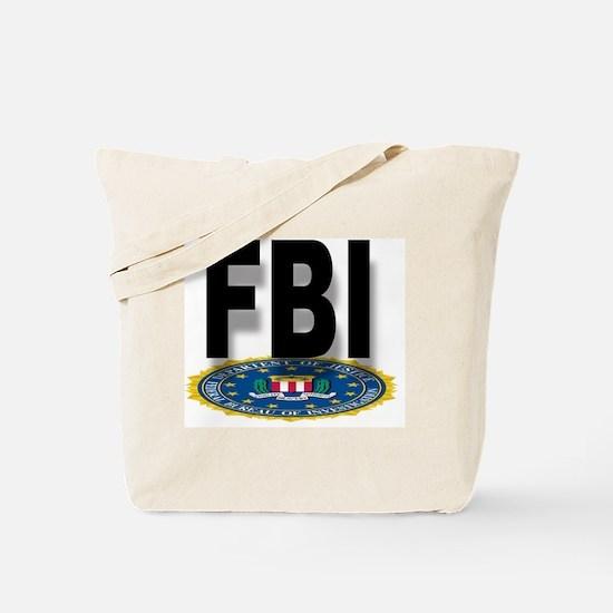 Unique Fbi Tote Bag