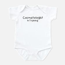 Cosmetologist in Training Infant Bodysuit