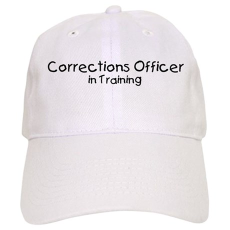 Corrections Officer in Traini Cap