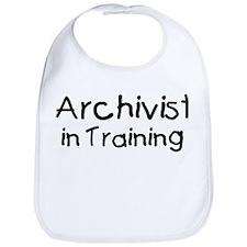 Archivist in Training Bib