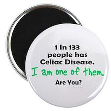 1 In 133 Has Celiac Disease 1.1 Magnet