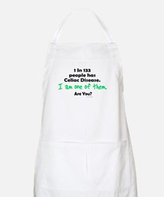 1 In 133 Has Celiac Disease 1.1 BBQ Apron
