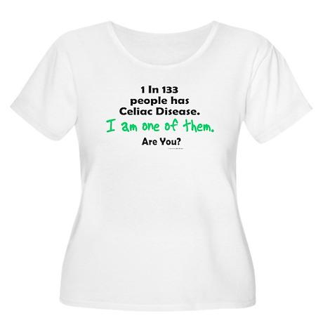1 In 133 Has Celiac Disease 1.1 Women's Plus Size
