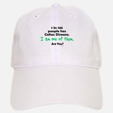 1 In 133 Has Celiac Disease 1.1 Baseball Baseball Cap