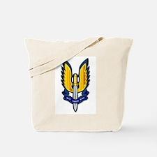 Special Air Service Badge Tote Bag