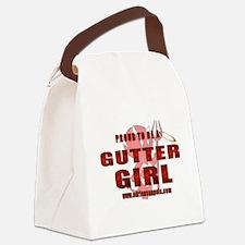 Gutter Girl Canvas Lunch Bag