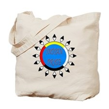 Indian Pride Tote Bag