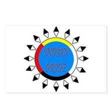 Indian Pride Postcards (Package of 8)