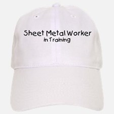 Sheet Metal Worker in Trainin Baseball Baseball Cap