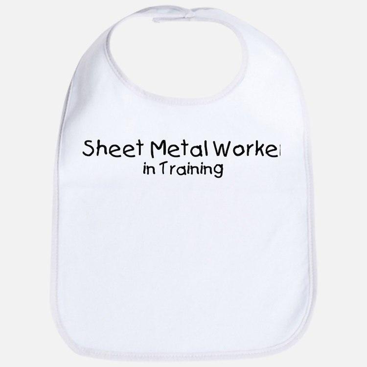 Sheet Metal Worker in Trainin Bib